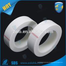Fibra de teflon adesiva de isolamento de alta temperatura PTFE para LCD, selante de vácuo