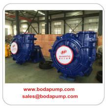 Machines minières de pompe de boue résistantes à l'usure
