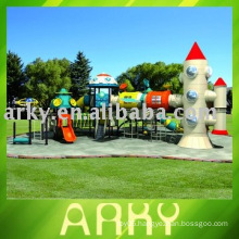 Good Quality Plastic School Play Equipment