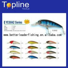 Hochwertige künstliche Köder mit verschiedenen Stil Fischköder
