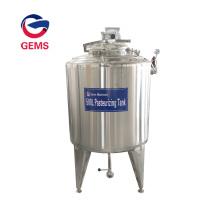 Frische Milchsaft-Lutscher-flüssige Pasteurisierungsmaschine