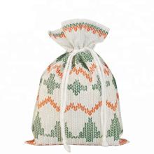Samll Christmas Non-woven Packaging Bag Wholesale