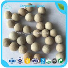 Ceramsite de qualidade superior / areia de fundição 0,1-10mm
