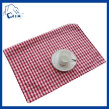 100% simples jantar algodão Placemat (qhs44509)