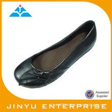 2014 latest design lady flat shoes
