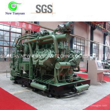 W Тип сжиженный природный газовый компрессор для различных применений