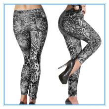 Impression numérique OEM Leggings pour femmes Style sans couture