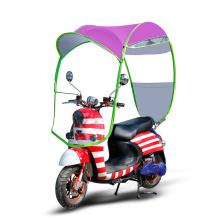 Paraguas de la motocicleta del paraguas de la bici de la vespa del paraguas de la vespa B17