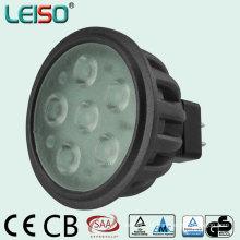 6W LED MR16 substituir 50W Haloen luzes com CE
