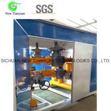 Safe and Reliable Pressure Regulating Skid with High Precision Filter