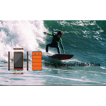 Surfing Wasserdicht Faddish Telefon