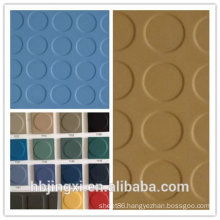 Round Button Anti-Slip Rubber Sheet / Mat