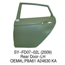 FORD NEW Fiesta 2009- Rear Door