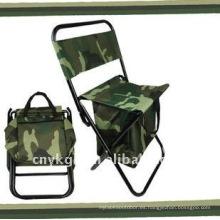 silla plegable del bolso para el jardín, bolso normal y bolso más fresco