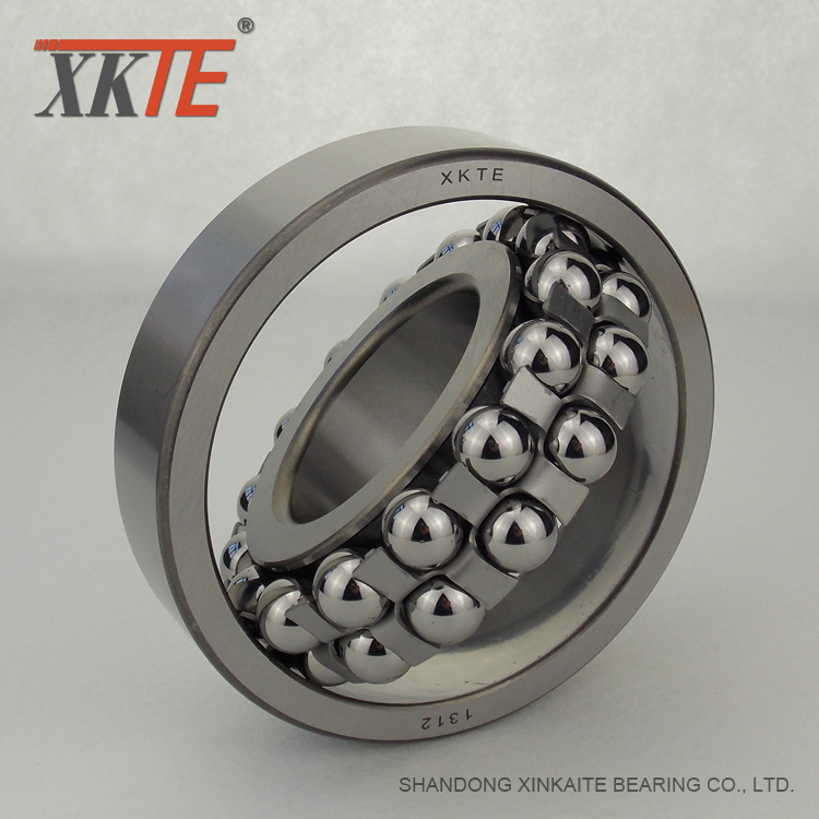 1312 Iron Cage Self Aligning Ball Bearing