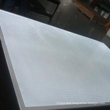 customized wall mounted led panel light rgbw led panel advertising led lumisheet