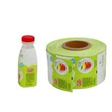 Factory Printer Custom Heat Shrink Sleevea Label  For Soft Drink Bottle/ Beverage