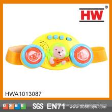 Brinquedos musicais do bebê do divertimento da dança da venda quente