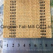 9 centímetros Wide Jute Webbing -Two Cor