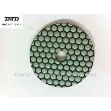 Flexible Dry Polishing Pads_Abrasive Buffs