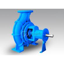 Bomba de agua de circulación de succión final de alta eficiencia para agua caliente