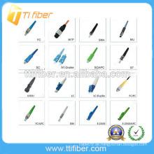 E2000 / MTP / MU / MTRJ / SC / ST / FC / LC SM / MM Lichtwellenleiter