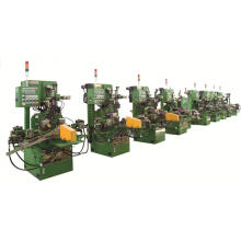 Outer Bearing Ring Finish Turning Production Line