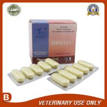 Médicament vétérinaire de Sulfadiazine Bolus