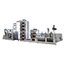 Machine d'impression à étiquettes flexographiques (étiquette logistique)