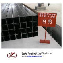 Сварные квадратные стальные трубы