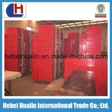 Hebei Hualin Versorgung Panel Schalung mit Sperrholz verwendet in Beton Pour