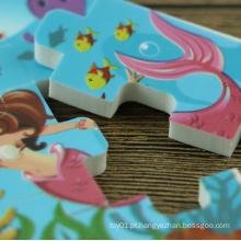 Puzzle DIY Games Educacional Puzzle Eraser For Kids