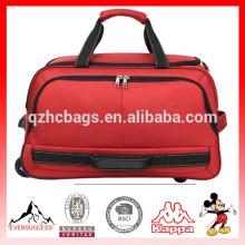 Стильный и прочный дизайн путешествия сумка тележка