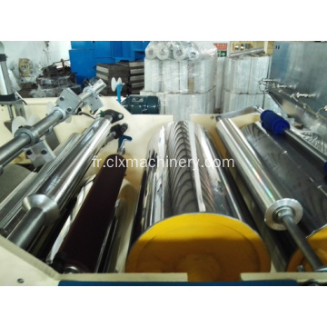 Extrudeuses de mini Doube Stretch Film Maker
