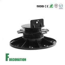 Outdoor Flooring Installation Accessories Plastic Composite Decking Pedestal