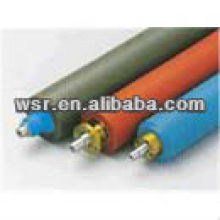 wear resistant printing rubber roller molding