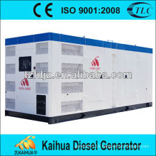 725Kva Diesel CCEC Silent Generator Set Factory Direct