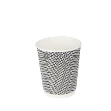 Comgesi ripple wall paper cup coffee cup