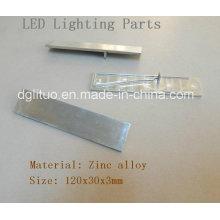 LED-Beleuchtung Zink-Legierung Druckguss-Teile