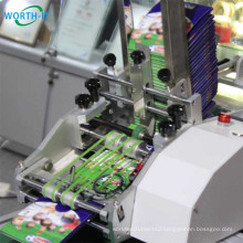 500pcs / Hour High Speed Packaging equipment Automatic card friction feeder
