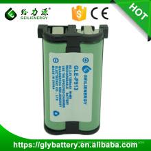 Recarregável NIMH AA 2.4 V 1200 mAh Bateria Para HHR-P513 KX-TG2224 TG2226 TG2235
