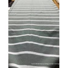 полоса окрашенная пряжа ткань полиэстер для домашнего текстиля