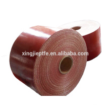 Chinese homemade one-sided/double-sided fiberglass silicone fabric