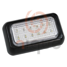 LED Truck White Reverse Rear Direction Indicator Lamp 12V/24V Outline Lamp