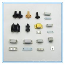 Accessoires matériels magnétiques pour capture de porte