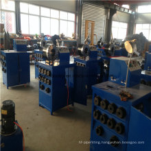 Automatic Ce ISO 1/8-2′′ 4sp Steel Wire Braided Hose Crimping Machine with Quick Change Tool