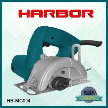 Hb-Mc004 Máquina de corte de piedra de la mano del puerto de Yongkang Pequeña máquina de corte de piedra