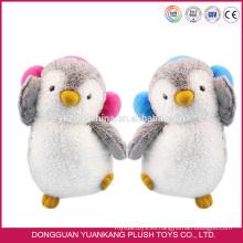 20cm al por mayor bebé pingüino suave peluche relleno juguete