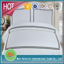 roupa de cama chinesa conjunto de 3 peças conjunto de capa de edredão