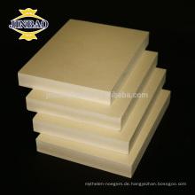 JINBAO wasserdicht WPC PVC-Schaumplatte / PVC celuka Brett